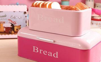 Różowy chlebak