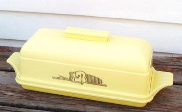 Żółty chlebak