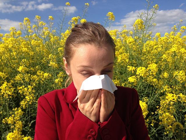 jakie mogą występować reakcje alergiczne
