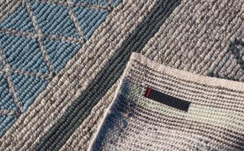 Design prosto z Danii - dywany Linie Design