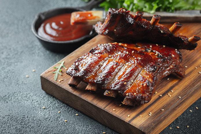 Letnie smaki – soczysta karkówka z grilla