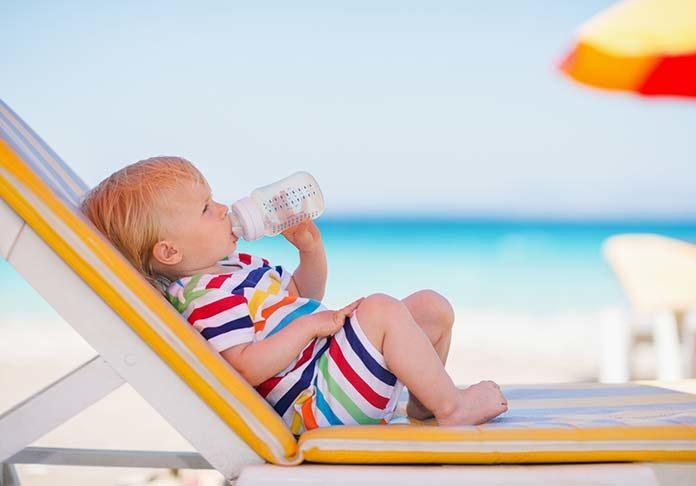 5 objawów odwodnienia u dziecka