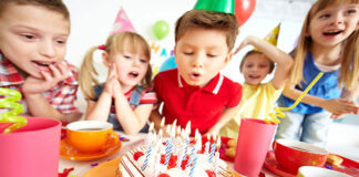 Jak przygotować imprezę urodzinową dla pociechy