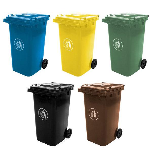 pojemniki na śmieci - pojemniki do segregacji